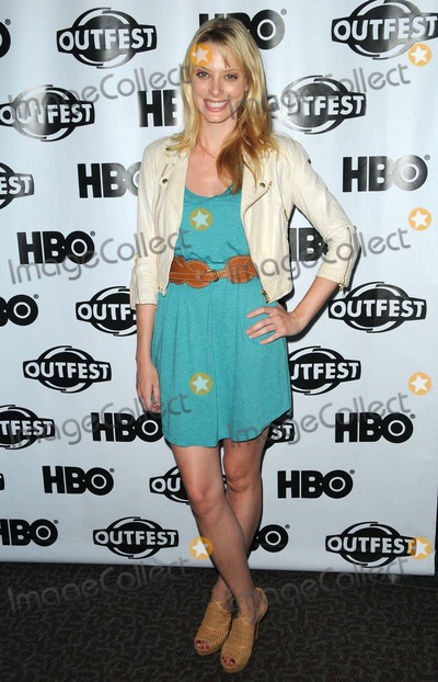"""April Bowlby Photo - April Bowlby attending the 29th Annual Gay & Lesbian Film Festival Screening of """"Drop Dead Diva"""" Held at the Directors Guild of America in West Hollywood, California on 7/17/11 Photo by: D. Long- Globe Photos Inc."""