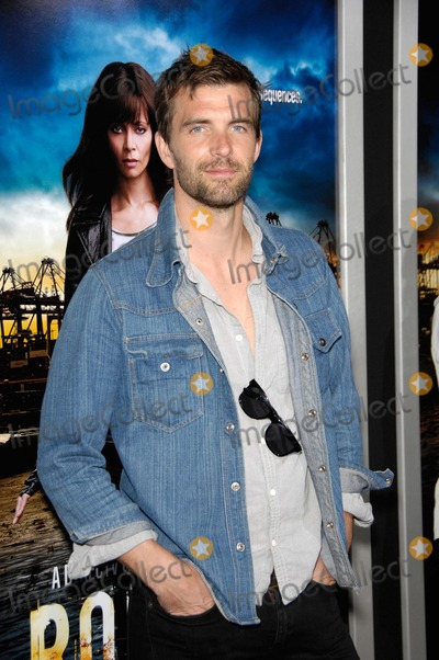 Photos and Pictures - Lucas Bryant During the Premiere of the New