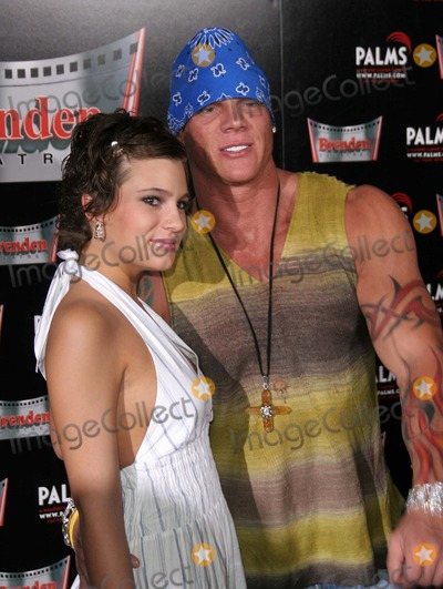 Ashlyn Dixon, Johnny Brenden Photo - Steel City World Premiere at the Brenden Theatres, Palms Resort Hotel and Casino, Las Vegas, NV 05-24-2007 Photo by Ed Geller-Globe Photos 2007 Ashlyn Dixon and Johnny Brenden
