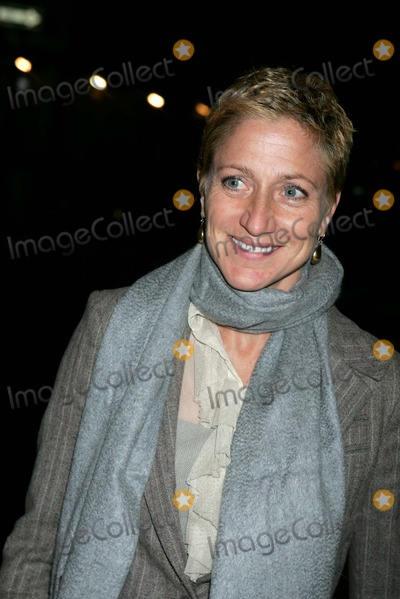 "Edie Falco Photo - Opening Night For the Play ""Reckless"" Biltmore Theatre, New York City. 10/14/2004 Photo by Rick Mackler/rangefinder/Globe Photos, Inc. 2004 Edie Falco"