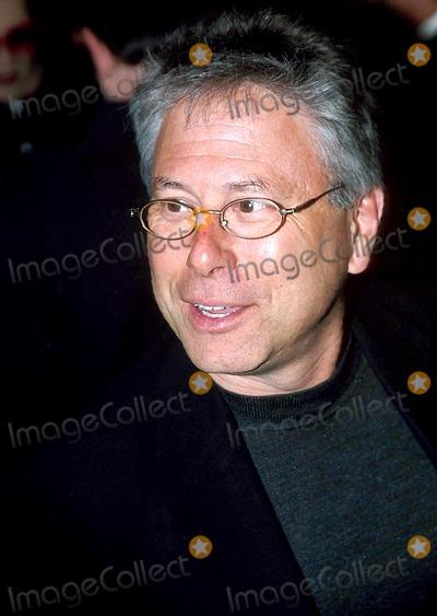 """Alan Menken, John B Photo - Alan Menken I7518jz """"Urban Cowboy"""" Opening Night at Broadhurst Theatre in New York City 3/27/2003 Photo By:john B. Zissel/ipol/Globe Photos, Inc"""