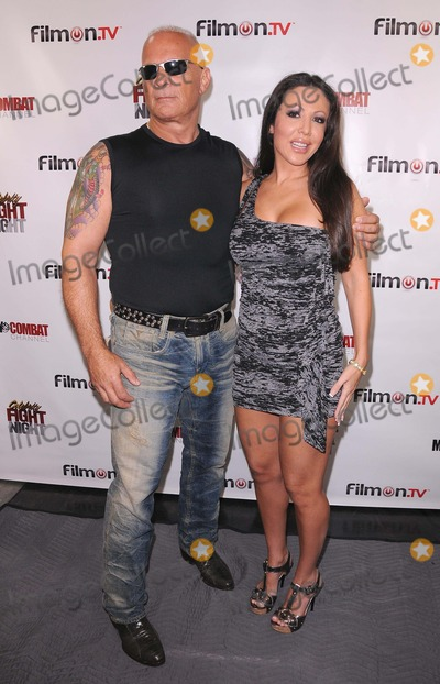 "Amy Fisher Photo - Press Conference For ""Celebrity Fight Night"" at 9021go Showroom in Beverly Hills, CA 9/26/11 Photo by Scott Kirkland-Globe Photos   2011 Lou Barrera and Amy Fisher"