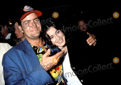 Photos and pictures photo lisa rose globe photos inc 1994 charlie sheen sean young photo photo lisa rose globe photos inc thecheapjerseys Images