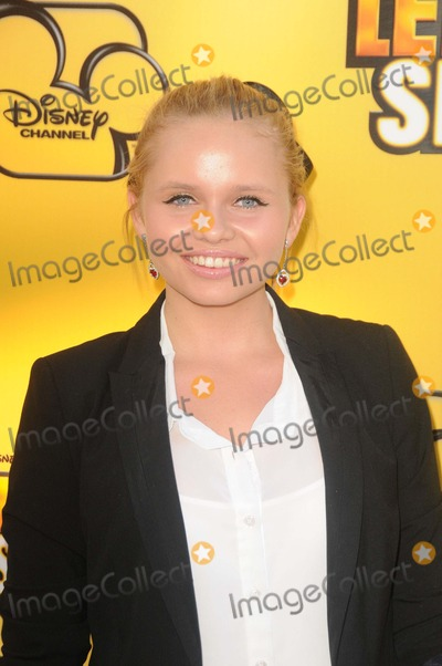 """Alli Simpson Photo - Alli Simpson attending the Los Angeles Premiere of """"Let It Shine"""" Held at the Directors Guild of America in Hollywood, California on June 5, 2012 Photo by: D. Long- Globe Photos Inc."""