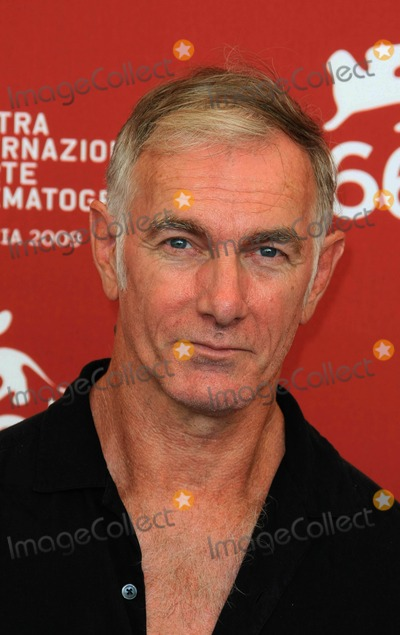 """John Sayles, John Sayle Photo - John Sayles Director the Press Conference of the Film """"Great Directors"""" During the 2009 Venice Film Festival at Palazzo Del Casino in Venice, Italy on 09-03-2009 Photo by Graham Whitby Boot-allstar-Globe Photos, Inc. """"Great Directors"""" Photocall"""