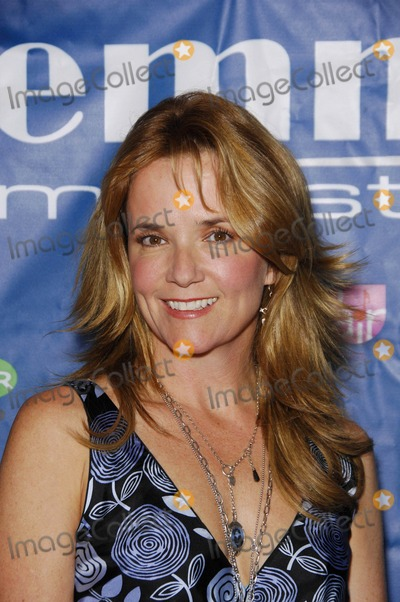 Lea Thompson, Léna Jam-Panoï Photo - Lea Thompson During the Closing Ceremony and Awards For the 3rd Annual La Femme International Film Festival, Held at the Fine Arts Theatre, on 10-14-2007 , in Beverly Hills, California. Photo by Michael Germana-Globe Photos, Inc.
