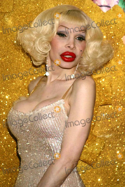 Amanda Lepore Photo - Heatherette Designers Have 'Christmas Party' in April. 7305th Ave, New York City. 04-28-2005 Photo by Rick Mackler-rangefinder-Globe Photos, Inc. 2005 Amanda Lepore