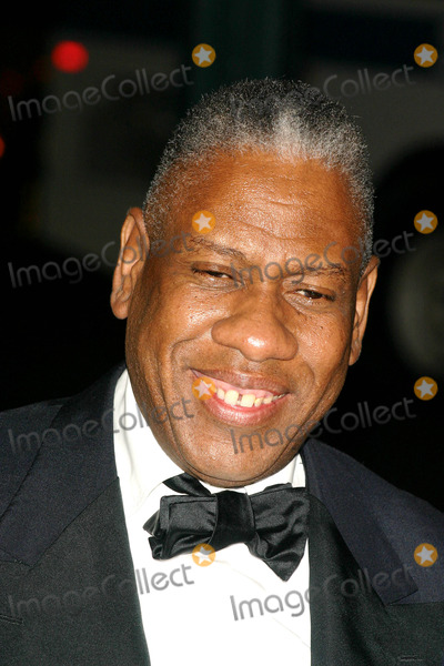 """Andre Talley, The Romantics, André Talley Photo - Fashion Group International Presents the 22nd Annual Night of Stars Honoring """"the Romantics"""" Cipriani New York City 10-27-2005 Photo by John Zissel-ipol-Globe Photos,inc. Andre Talley"""