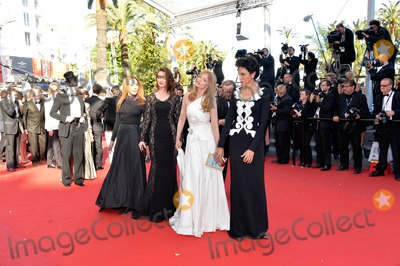 Arielle Dombasle, Audrey Marnay, Marisa Berenson, Farida Khelfa Photo - Marisa Berenson, Audrey Marnay, Arielle Dombasle and Farida Khelfa Nebraska Premiere 66th Cannes Film Festival Cannes, France May 23, 2013 Roger Harvey