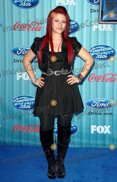 Allison Iraheta Photo - The American Idol Top 13 Party Held at Area in Los Angeles, California on March 5, 2009 Photo: David Longendyke-Globe Photos Inc. 2009 Image: Allison Iraheta