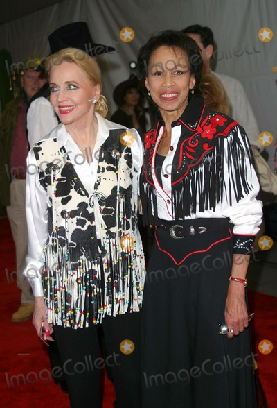Altovise Davis, Anne Jeffreys, Ann Jeffreys Photo - Anne Jeffreys and Altovise Davis - 50th Annual Boomtown Gala - Share Boomtown Party, Civic Auditorium, Santa Monica, CA - 05/17/2003 - Photo by Nina Prommer/Globe Photos Inc2003