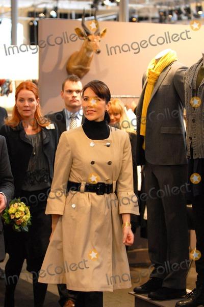 Księżniczka Mary Danii, księżna Marie z Danii Zdjęcia - Princess Mary Danii Vision Cph skandynawskim i streetwear Wystawa pokaz mody-Oksnehallen, Kopenhaga, Dania 02-10-2008 Zdjęcie Ricardo Ramirez-richfoto-Globe, Inc Photos