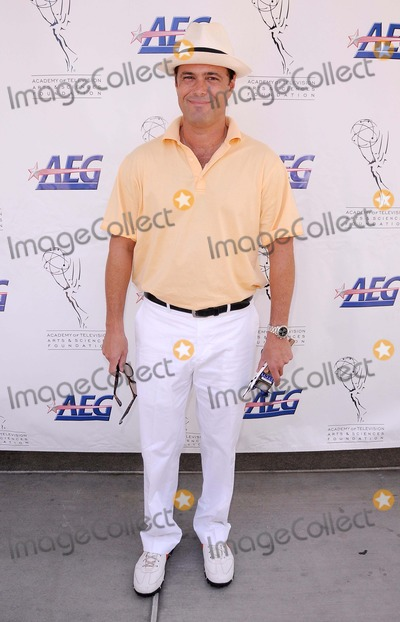 Carlos Bernard, Carlo Bernard Photo - Academy of Television Arts & Sciences 12th Primetime Emmy Celebrity Tee-off at the Oakmont Country Club in Glendale, CA 9/12/11 Photo by Scott Kirkland-Globe Photos   2011 Carlos Bernard