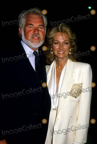 Photos and Pictures - Kenny Rogers with His Wife Marianne ...