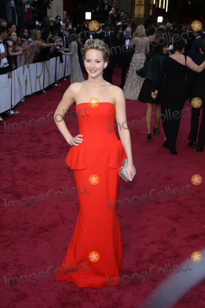 Jennifer Lawrence Photo - Actress Jennifer Lawrence attends the 86th Academy Awards Aka Oscars at Dolby Theatre in Los Angeles, USA, on 02 March 2014. Photo: Alec Michael Photo by Alec Michael-Globe Photos, Inc.