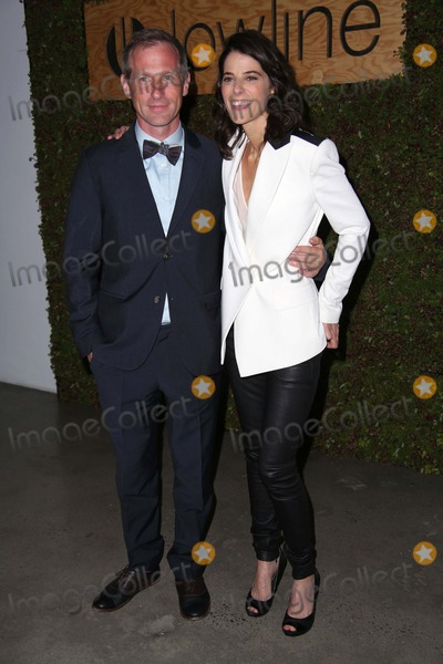 Robyn, Robyn Shapiro, Spike Jonze Photo - The Lowline Anti-gala Benefit Dinner to Raise Funds to Build the World's First Underground Park Skylight Modern, NYC October 8, 2014 Photos by Sonia Moskowitz, Globe Photos Inc 2014 Spike Jonze, Robyn Shapiro
