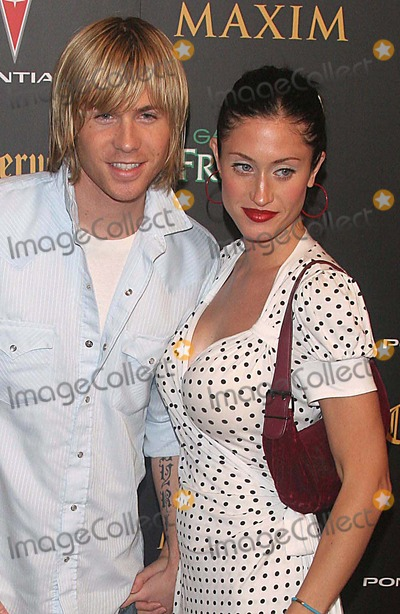 Ashley Angel, John B Photo - Maxim Hot 100 Party - Arrivals Buddah Bar-nyc 05/17/06 Ashley Angel, Ashley's Wife Photo By:john B. Zissel-ipol-Globe Photos, Inc. 2006