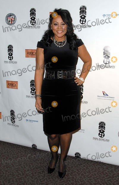 """Lela Rochon Photo - The 18th Annual Pan African Film Festival Opening Gala and Premiere of """"Blood Done Sign My Name"""" at the Directors Guild of America in Los Angeles, CA 02-10-2010 Photo by Scott Kirkland-Globe Photos @ 2010 Lela Rochon"""