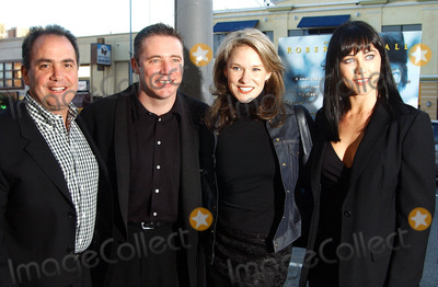 Ally Mccoist, Libby Langdon, Michael Corrente Photo - : a Shot at Glory Premiere the Crest Theater, Westwood, CA 04/23/2002 Photo by Amy Graves/Globe Photos,inc2002 (D) Michael Corrente and Wife Libby Langdon with Kristy Mitchell and Ally Mccoist