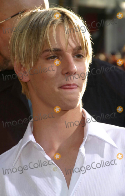 Aaron Carter Photo - Aaron Carter - the Lizzie Mcguire Movie - Premiere - El Capitan Theater, Hollywood, CA - April 26, 2003 - Photo by Nina Prommer/Globe Photos Inc2003