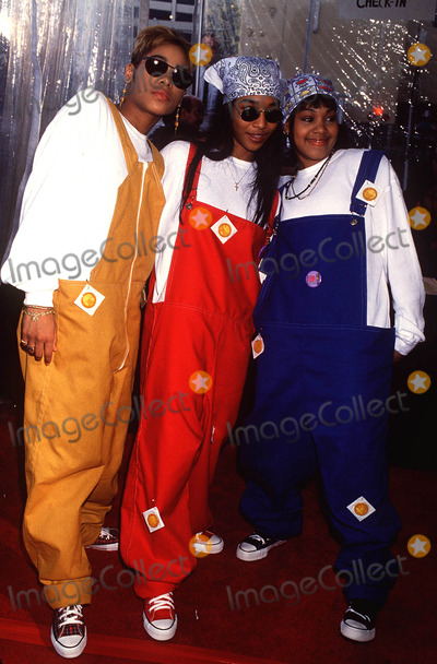 "Left Eye Lopes, Lisa ""Left Eye"" Lopes, Chili, T Boz, T-Boz, TLC Photo - : Tlc Chili, T-boz,and Lisa ""Left Eye"" Lopez"