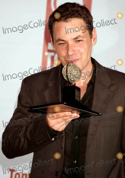 Adam Guettel Photo - the 2005 Tony Awards (Press Room)at Radio City Music Hall , New York City 6-05-2005 Photo By:sonia Moskowitz-Globe Photos, Inc 2005 Adam Guettel