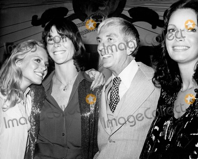 Aaron Spelling, Cheryl Ladd, Jaclyn Smith, Kate Jackson Photo - Aaron Spelling with the Angels: Cheryl Ladd , Kate Jackson and Jaclyn Smith A3012-12 Photo by Nate Cutler-Globe Photos, Inc.
