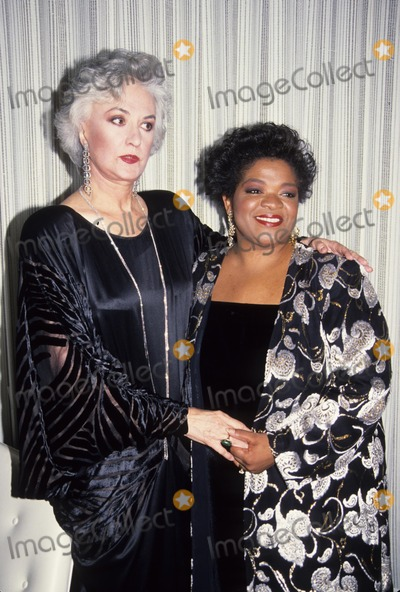 Nell Carter Photo - Beatrice Arthur with Nell Carter A3102 Photo by Adam Scull-Globe Photos, Inc.