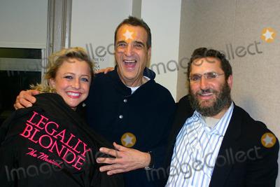Nikki Snelson Photo - Appear on the Joey Reynolds Show, New York City 12-06-2007 Photo by Mark Kasner-Globe Photos, Inc. 2007 Nikki Snelson, Joey Reynolds and Rabbi Shmuley