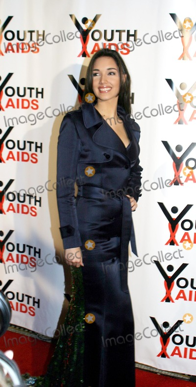 Amelia Vega, MISS UNIVERSE Photo - Second Annual Benefit Gala to Stop the Spread of Hiv / Aids Among Youth. Capitale , 130 Bowery , New York City. Photo; Rick Mackler / Rangefinders / Globe Photos Inc 2003 10/27/2003 Amelia Vega (Miss Universe)