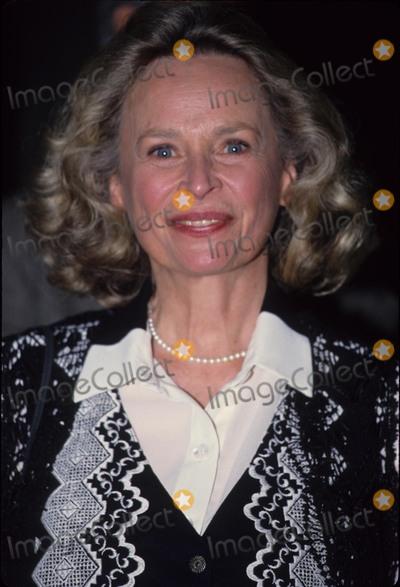 Bonnie Bartlett Photo - Bonnie Bartlett 1993 L4990gv Photo by Greg Vie-Globe Photos, Inc.