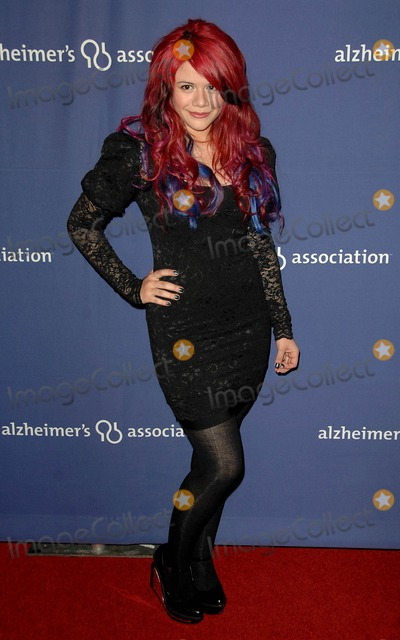 """Allison Iraheta Photo - Allison Iraheta attends the 18th Annual """"a Night at Sardi's"""" Fundraiser and Awards Dinner Held at the Beverly Hilton Hotel in Beverly Hills, CA. 03-18-10 Photo by: D. Long- Globe Photos Inc. 2010"""