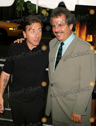 """Bill Mechanic, Tim Roth Photo - World Premiere of """"Dark Water"""" at the Clearview Chelsea West Cinema, New York City 06-27-2005 Photo by Rick Mackler-rangefinder-Globe Photos,inc. Tim Roth_bill Mechanic"""