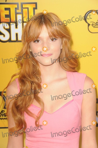 """Bella Thorne Photo - Bella Thorne attending the Los Angeles Premiere of """"Let It Shine"""" Held at the Directors Guild of America in Hollywood, California on June 5, 2012 Photo by: D. Long- Globe Photos Inc."""