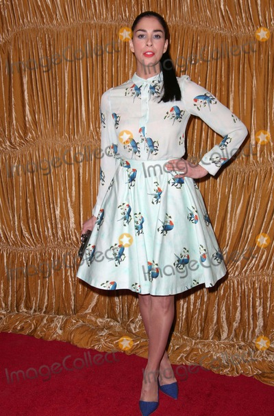 Alice and Olivia, Prince, Sarah Silverman, Prince George Photo - Alice and Olivia Fall 2015 Presentation-celebs Prince George Ballroom, NYC February 16, 2015 Photos by Sonia Moskowitz, Globe Photos Inc 2014 Sarah Silverman