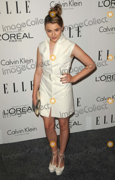 Chloe Moretz, Four Seasons, The Four Seasons Photo - Chloe Moretz attending Elle's 18th Annual Women in Hollywood Tribute Held at the Four Seasons Hotel in Beverly Hills, California on 10/17/11 Photo by: D. Long- Globe Photos Inc.