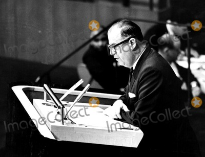ABBA, Foreigner Photo - Abba Eban -Israeli Minister of Foreign Affairs. June 1967 Ipol/Globe Photos, Inc. Obit