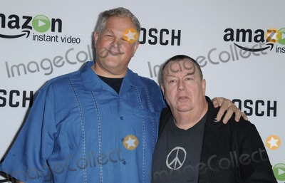 "Troy Evans, Abraham Benrubi Photo - Abraham Benrubi, Troy Evans attending the Premiere Screening of Amazon Studios ""Bosch"" Held at the Arclight Theater in Hollywood, California on February 3, 2015 Photo by: D. Long- Globe Photos Inc."