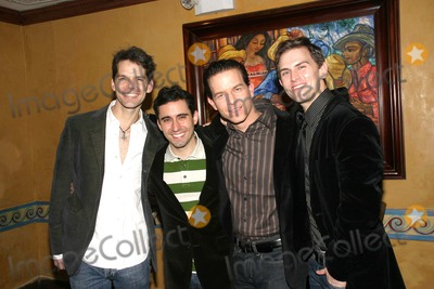 Christian Hoff, J. Robert Spencer, John Lloyd, John Lloyd Young, Jersey Boys Photo - I11629BT