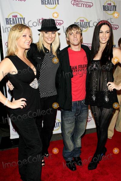 Aaron Carter Photo - The Reality Remix Really Awards - Les Deux, Hollywood, California - 10-24-2006 - Photo by Nina Prommer/Globe Photos, Inc 2006