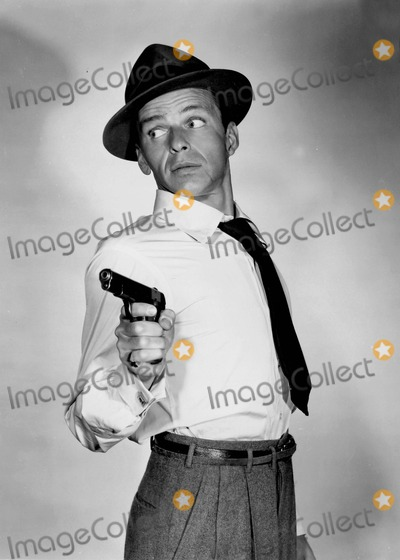 "Frank Sinatra Photo - Frank Sinatra in ""Suddenly"" Supplied by Smp-Globe Photos, Inc."