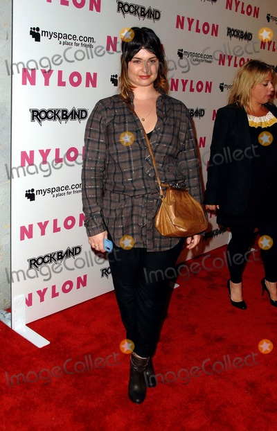 Aimee Osbourne Photo - Nylon Magazine & Myspace Celebrate Their Third Annual Collaborative Music Issue in Hollywood, CA 06-03-2008 Image: Aimee Osbourne Photo: James Diddick / Globe Photos