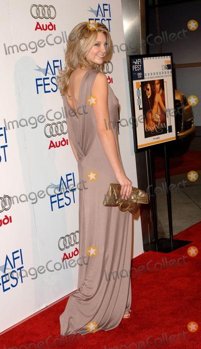 Natalie Dormer At Arrivals For Afi Fest 2005 Closing