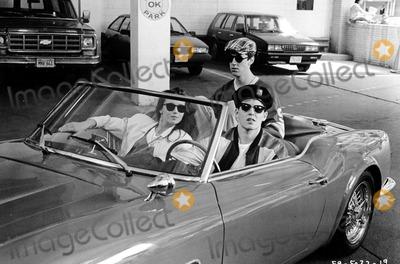 "Alan Ruck, Ruck, Matthew Broderick Photo - ""Ferris Bueller's Day Off"" Alan Ruck and Matthew Broderick Suplied by Smp/Globe Photos, Inc."