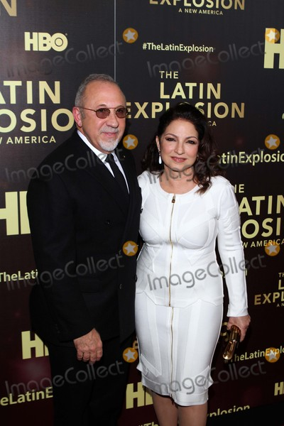 "Emilio Estefan, Gloria Estefan Photo - New York Premiere of the Hbo Documentary Film "" the Latin Explosion: a New America"" Emilio Estefan, Gloria Estefan"