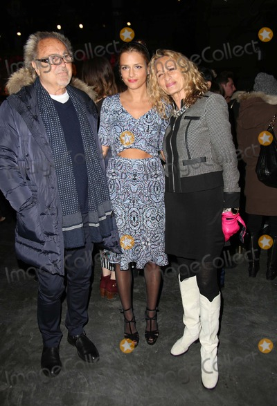 Ann Dexter, Ann Dexter Jones, Ann Dexter-Jones, Anne Dexter Jones, Charlotte Ronson, Mick Ronson Photo - Charlotte Ronson Fall 2014 Fashion Presentation-celebrities Mercedes Benz Fashion Week NY the Hudson Hotel, NYC February 7 , 2014 Photos by Sonia Moskowitz, Globe Photos Inc 2014 Mick Ronson, Charlotte Ronson, Ann Dexter Jones