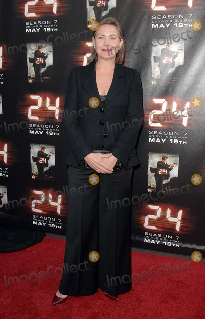 """Cherry Jones Photo - """"24"""" Season Seven Finale and Dvd Release Party at the Wadsworth Theater in Los Angeles, CA 05-12-2009 Photo by James Diddick-Globe Photos @ 2009 Cherry Jones"""