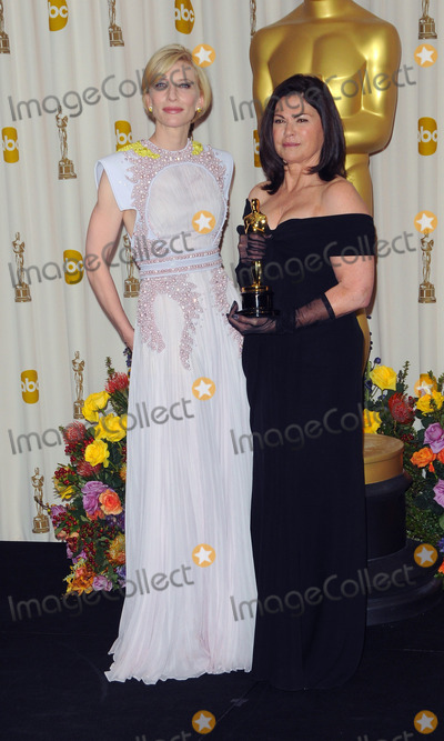 Colleen Atwood, Kate Blanchett Photo - Kate Blanchette, Colleen Atwood 83rd Annual Academy Awards - Pressroom Held at the Kodak Theatre,los Angeles,ca. February 27 - 2011. photo: D.longendyke/globephotos