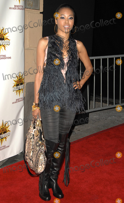 Amerie Photo - The 3rd Annual Hot in Hollywood to Benefit Two Foundations Aids Healthcare and the Real Medicine Foundations,held at the Avalon, Hollywood California, 08/16/08 Photo:david Longendyke-Globe Photos Inc. 2008 Image: Amerie