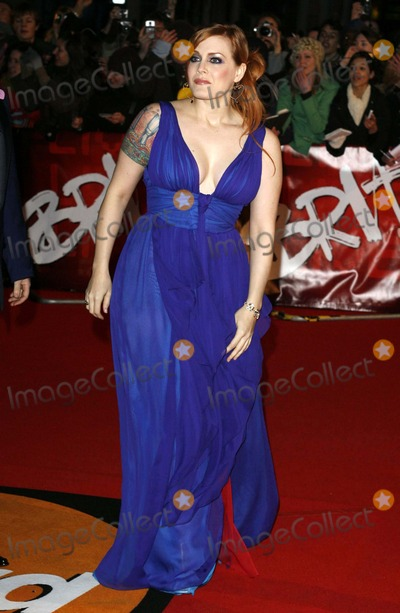 Ana Matronic Photo - 001873 the Brit Awards 2007-arrivals-earls Court, London, United Kingdom 02-14-2007 Photo by Mark Chilton-richfoto-Globe Photos 2007 Ana Matronic